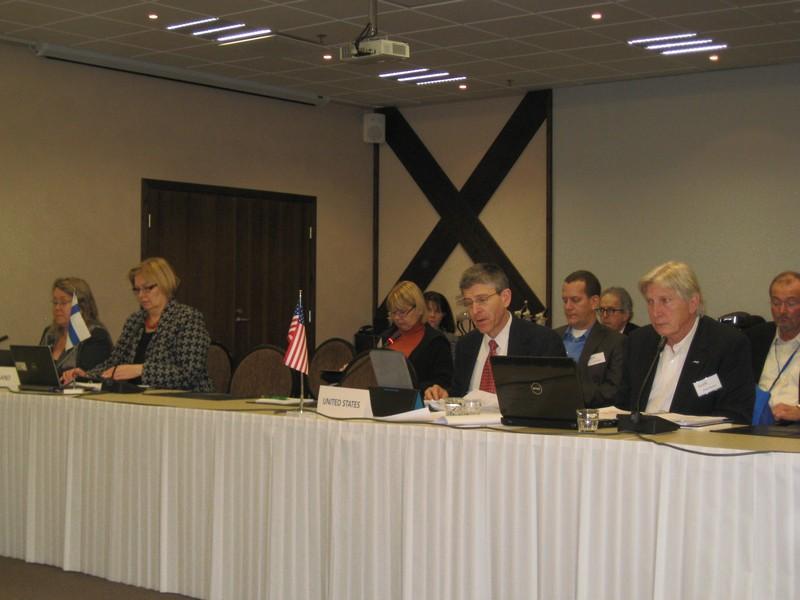 Заседание Рабочей группы ПАМЕ