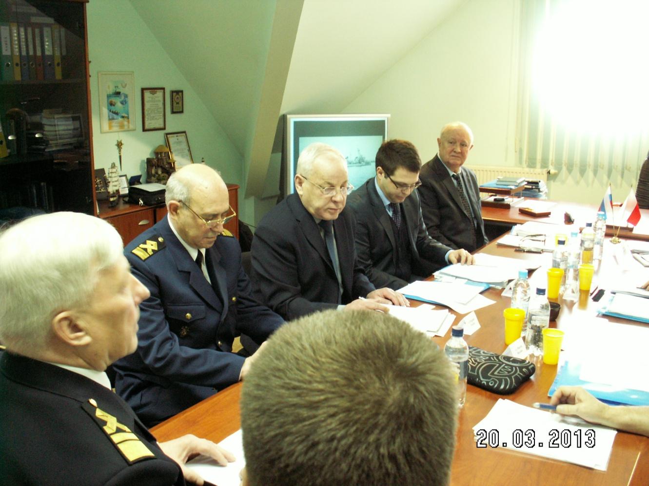 Пресс-релиз российско-польской встречи в г.Калининграде