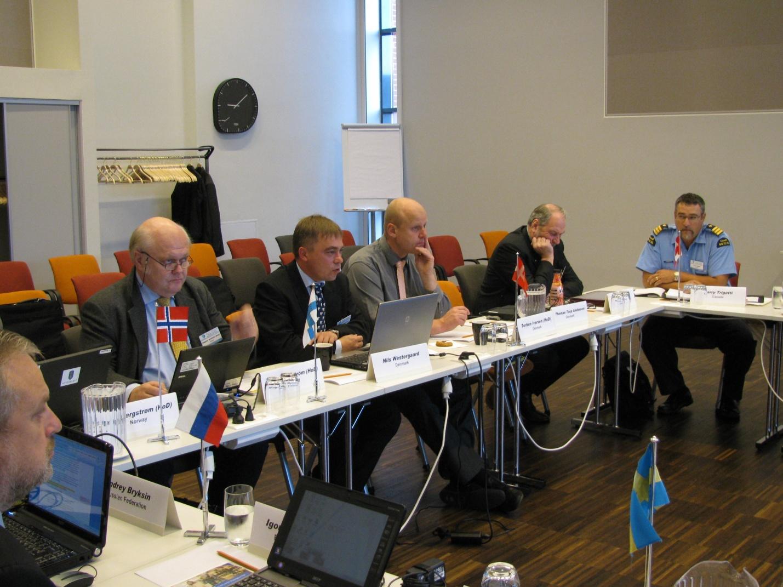 Пресс-релиз 5-6 октября 2012 года в г. Копенгаген