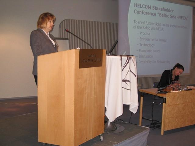 Пресс-релиз по итогам участия российских представителей в Конференции ХЕЛКОМ по NECA
