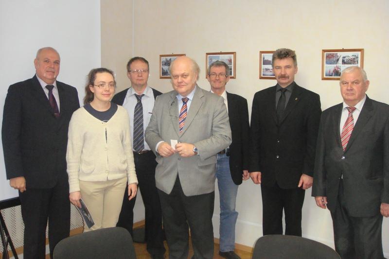 27-28.11.2012 Российско-финляндская встреча