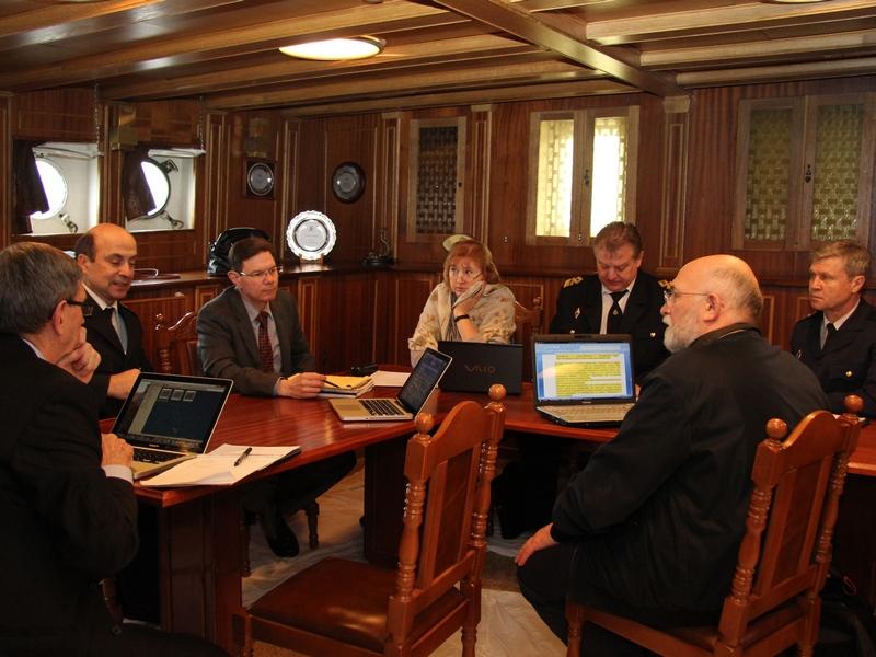 Пресс-релиз по итогам проведения 40-й встречи российско-американской Группы совместного планирования