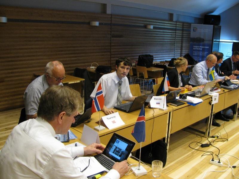 Прессрелиз об участии в заседании группы EPPR