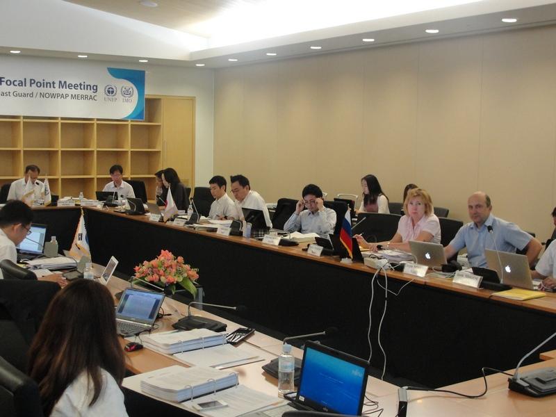 Пресс-релиз по итогам участия в работе 16-го заседания МЕРРАК НОУПАП