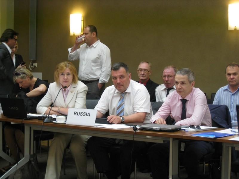 Пресс-релиз по итогам участия делегации Росморречфлота в 12-ом заседании Морской группы ХЕЛКОМ