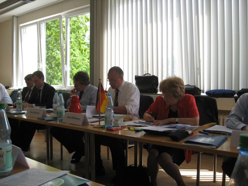 15th session of the Russian-German Joint Commission on Maritime