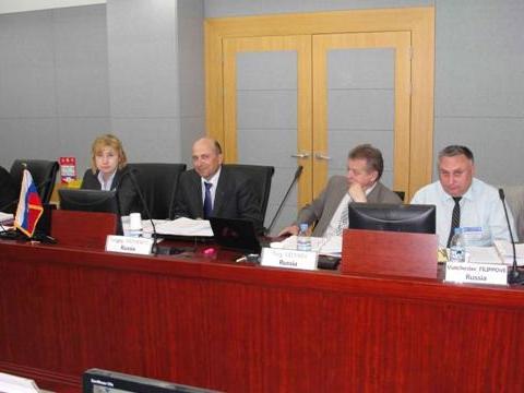 13-ое заседание Регионального центра по обеспечению готовности и борьбе с загрязнением морской окружающей среды в случае чрезвычайных ситуаций.