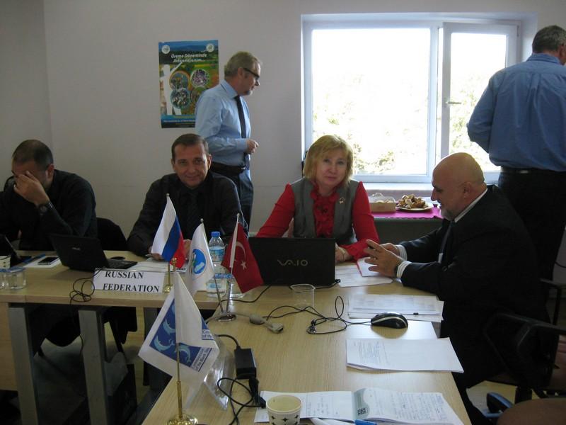 Пресс-релиз по итогам участия в работе 22-го заседания Консультативной группы по экологическим аспектам судоходства Черноморской комиссии