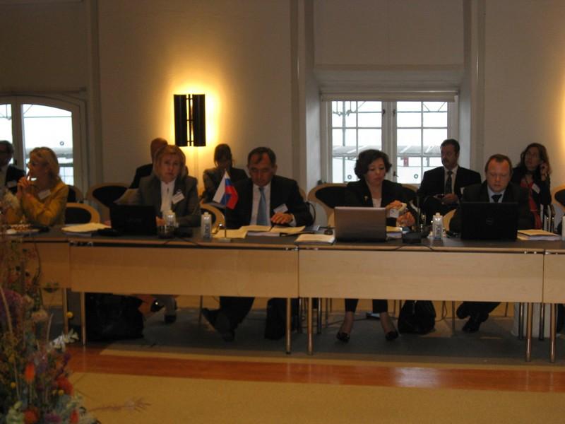 Пресс-релиз по итогам участия в работе 44-го заседания Глав делегаций и Министерской сессии ХЕЛКОМ