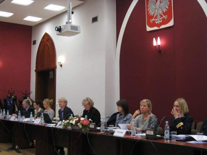 Пресс-релиз по итогам участия делегации Росморречфлота в 13-ом заседании Морской группы ХЕЛКОМ