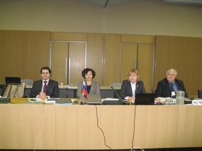 Пресс-релиз по итогам участия в работе восемнадцатой Межправительственной встречи стран-участниц НОУПАП