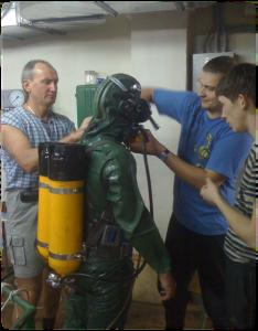 Подводник 2