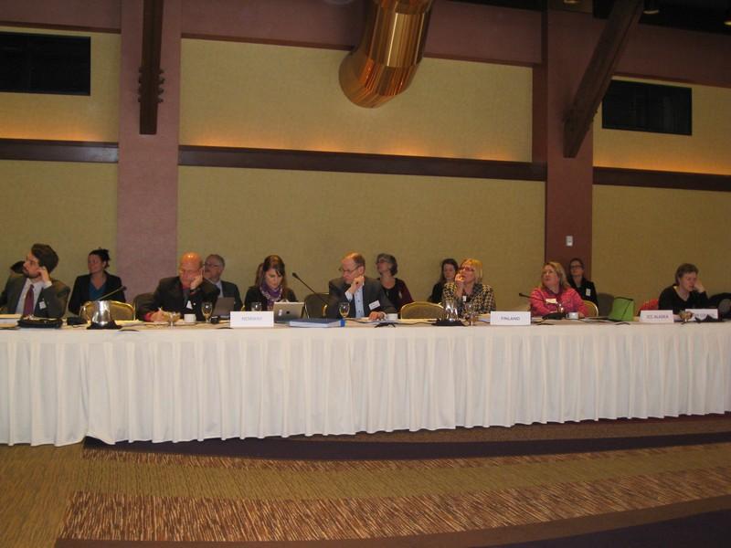 Заседание Рабочей группы Арктического совета по ПАМЕ