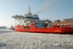 «Балтика» вышла на ходовые испытания