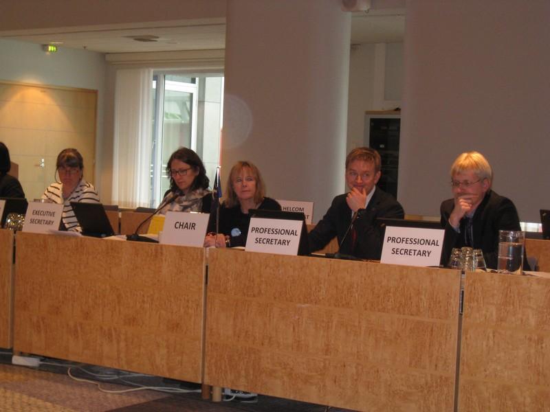 Пресс-релиз по итогам участия в работе 35-й сессии ХЕЛКОМ