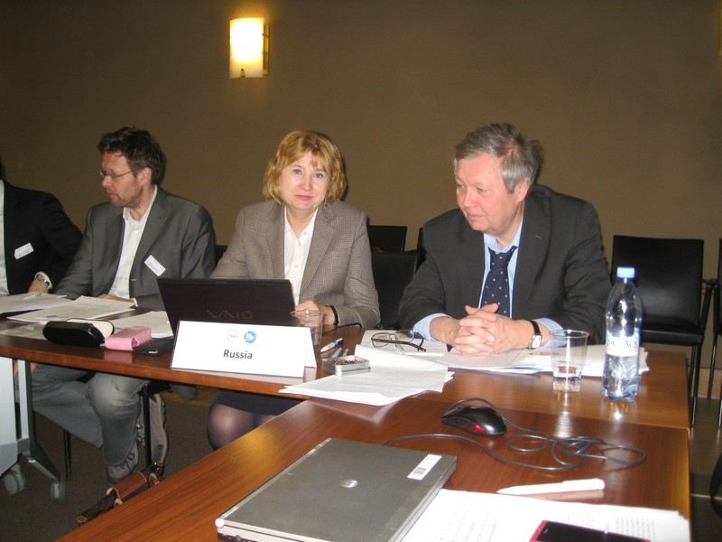 Пресс-релиз по итогам участия в работе  второго заседания группы экспертов по морской политике СГБМ