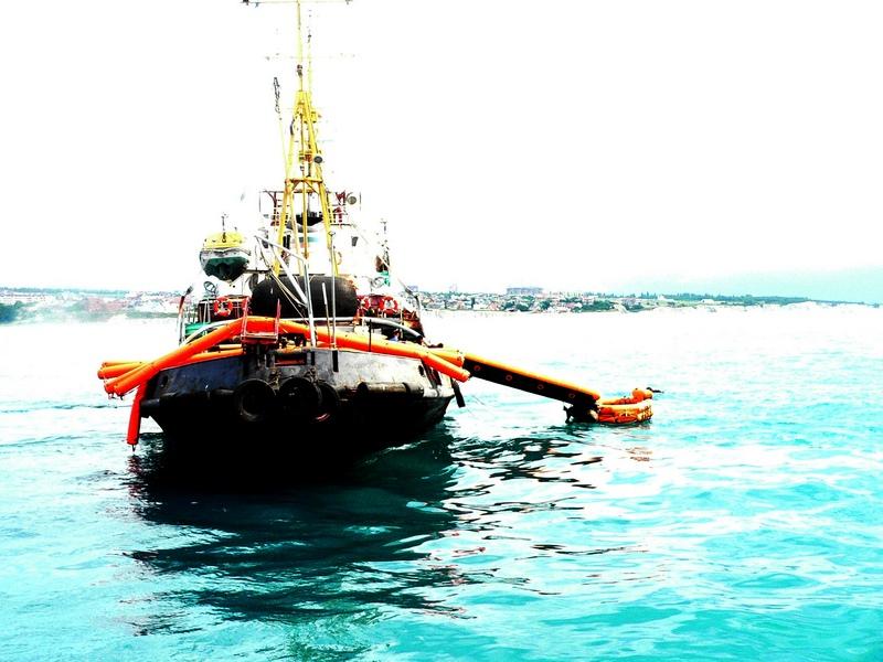 Пресс-релиз о проведении  Бассейнового  учения по поиску и спасанию людей  на Черном море
