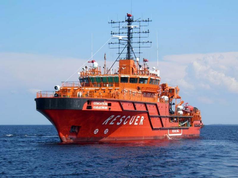 Международное учение по поиску и спасанию людей «Баренц 2014»