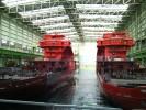 Пресс-релиз спуск на воду двух МАСС