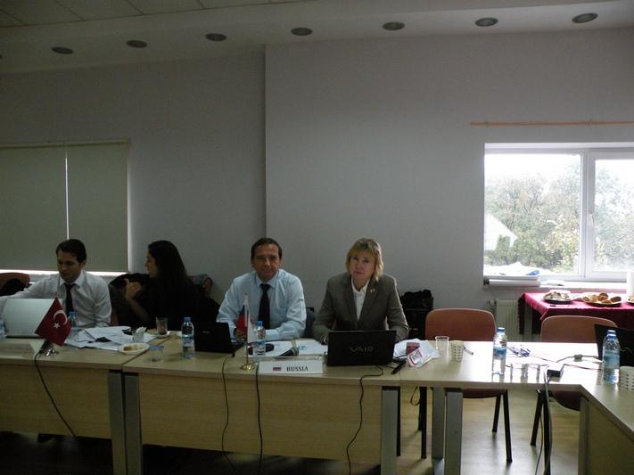 Пресс-релиз по итогам участия в работе 23-го заседания Консультативной группы по экологическим аспектам судоходства Черноморской комиссии