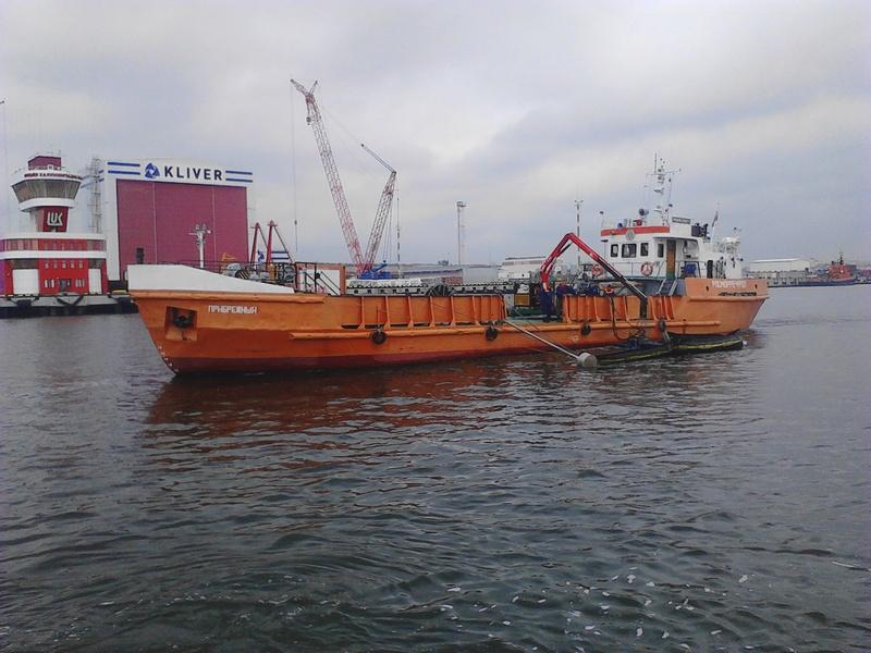 Пресс-релиз комплексное учение на акватории морского порта Калининград