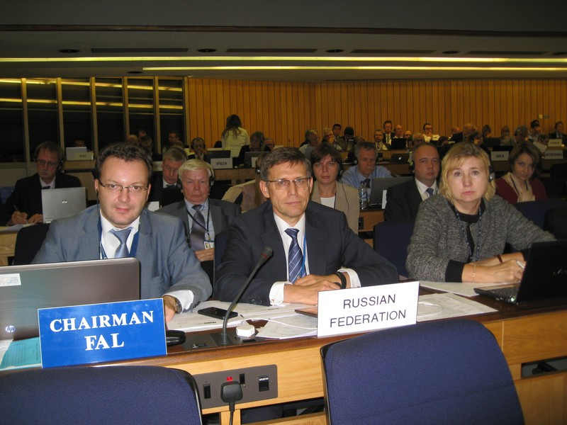 Пресс-релиз по итогам работы 67-й сессии Комитета по защите морской среды  Международной морской организации