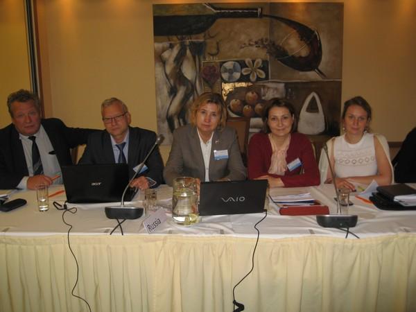 Пресс-релиз по итогам участия российской делегации в работе 14-го заседания Морской группы ХЕЛКОМ