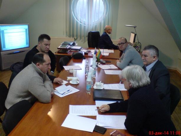 Eжегодная международная встреча российских, польских и литовских морских спасателей