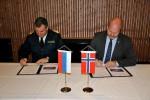 20-я встреча Совместной группы планирования в г. Киркенес (Норвегия)