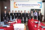 19-я рабочая встреча представителей поисково-спасательных служб России, Китая, Республики Кореи и Японии