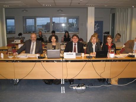 47-е заседание Глав делегаций ХЕЛКОМ