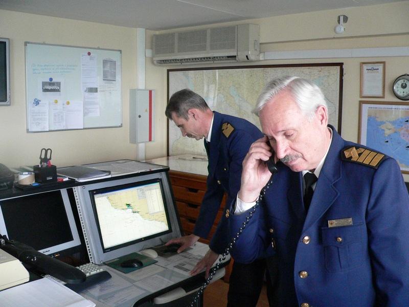 Международное учение по связи с Причерноморскими странами «BS RU BRAO 1/2015»