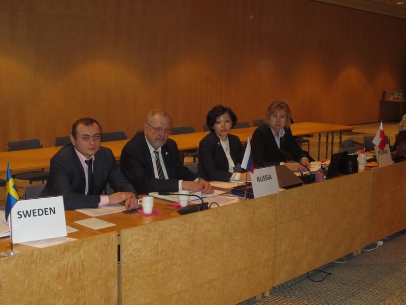 36-я сессия Комиссии по защите морской среды района Балтийского моря