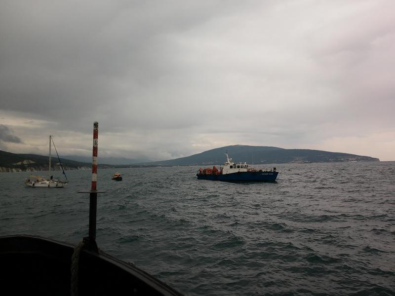 Аварийно-спасательная операция на яхте «Каледония»