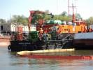 Проведено учение в акватории порта Астрахань