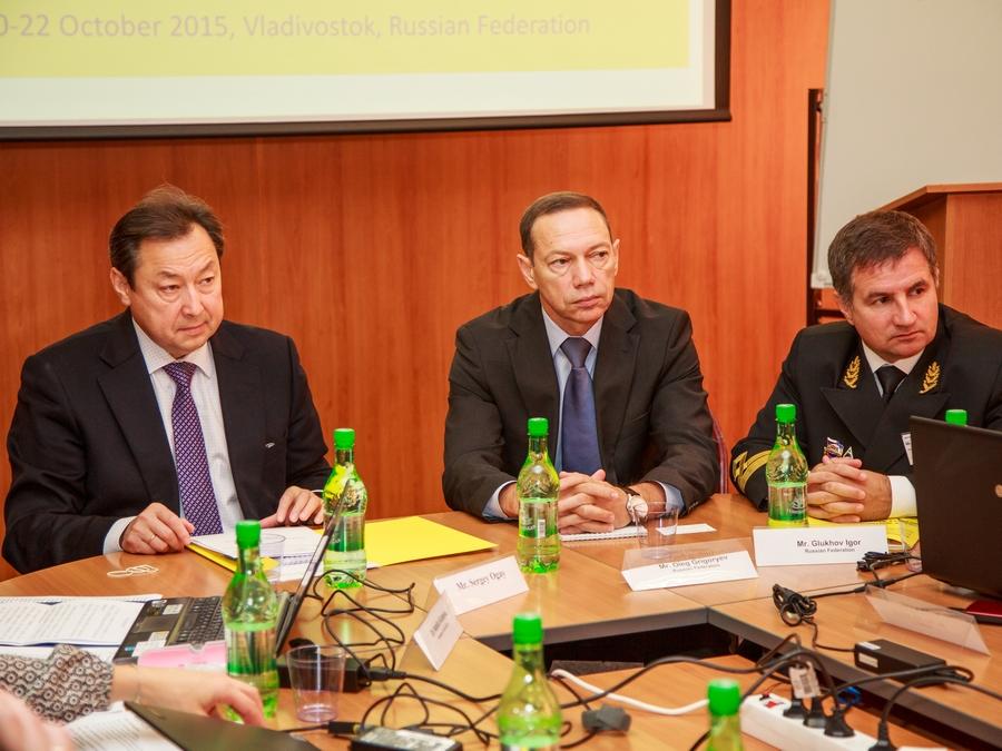 Встреча экспертов МЕРРАК НОУПАП