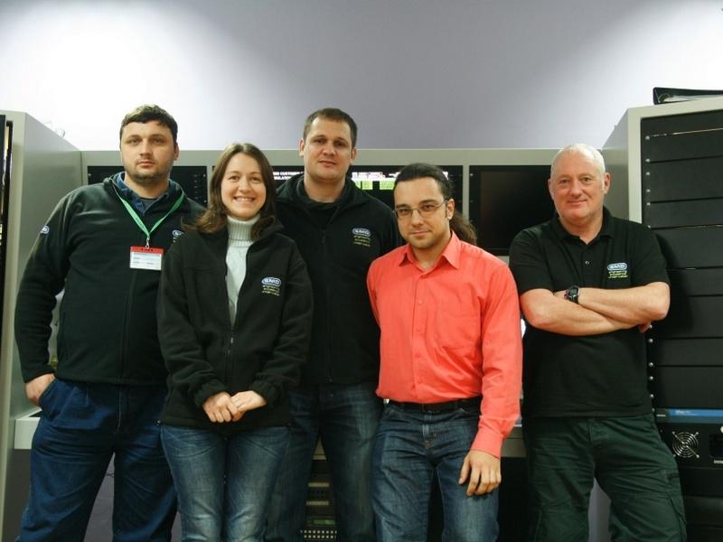 Успешно завершено обучение по курсу «SMD Quasar MK II Technician level» в Soil Machine Dynamics Ltd, Великобритания.