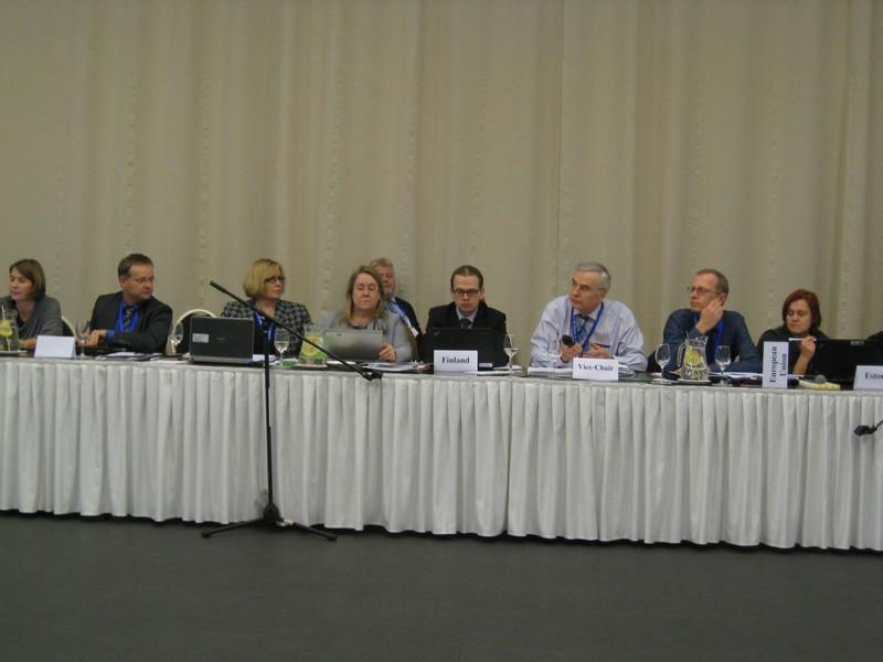 Состоялось ежегодное 15-е заседание Морской группы Комиссии по защите морской среды района Балтийского моря (ХЕЛКОМ)