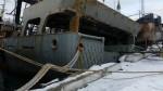 Аварийно-спасательные работы на АС «Талис»