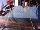 Учение по оказанию помощи аварийному судну