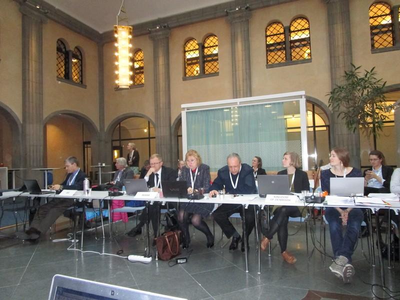 В Стокгольме (Швеция) состоялось заседание Рабочей группы Арктического совета