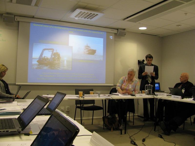 Проведено 21-ое заседание Группы по борьбе с загрязнением Балтийского моря