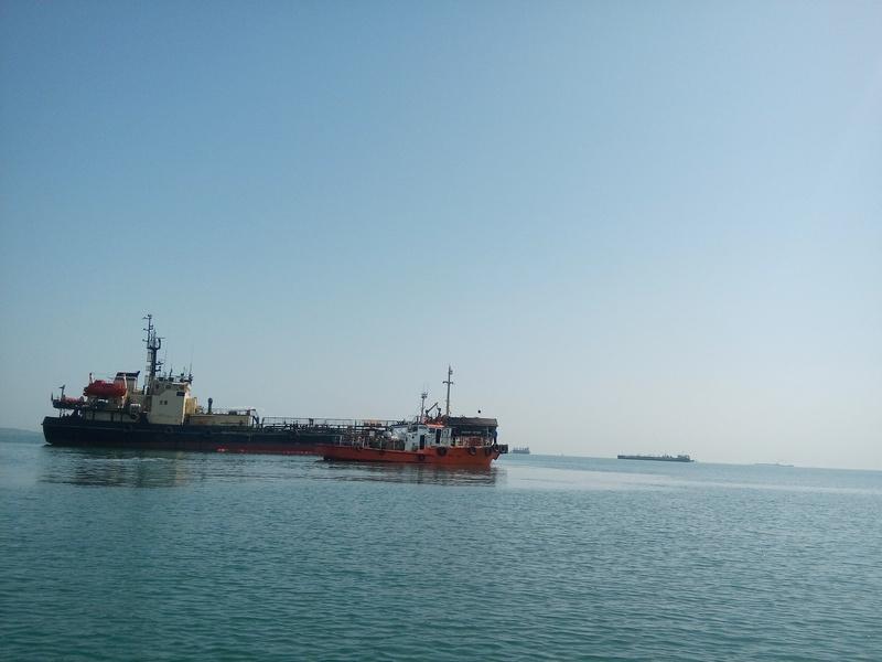 На акватории морского порта Кавказ проведено комплексное учение