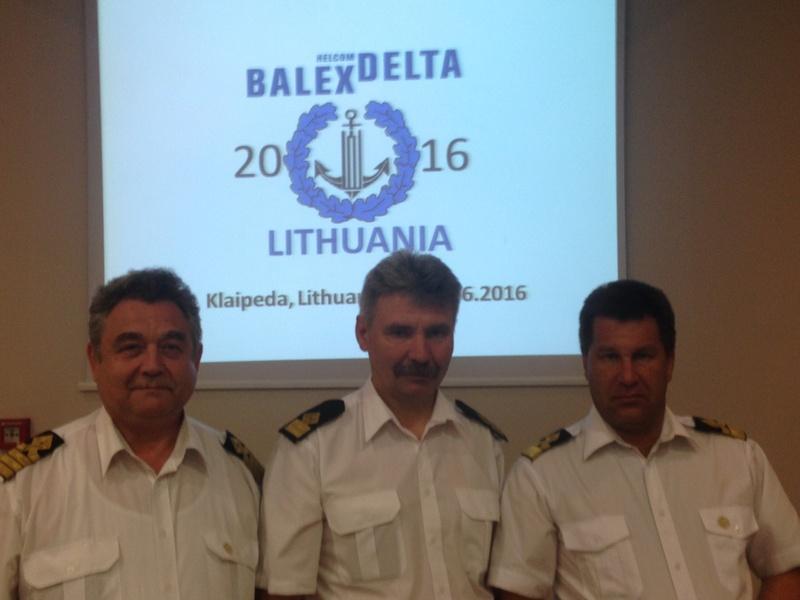 Проведено международное учение по ликвидации разлива нефти «BALEX DELTA 2016»