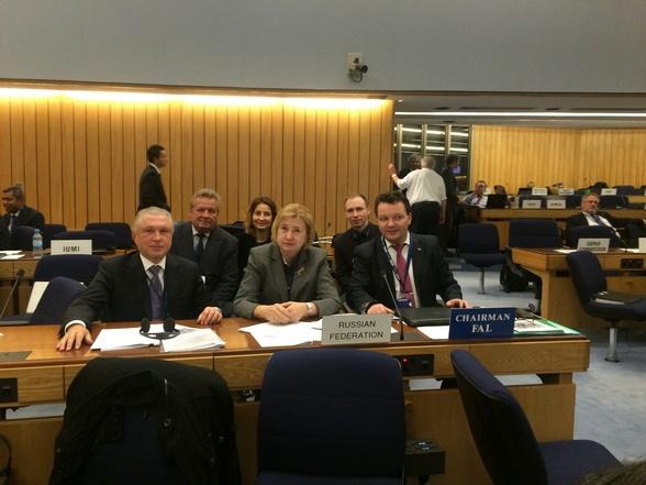 Cостоялась 70-я сессия Комитета по защите морской среды (КЗМС 70)