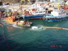 На акватории морского порта Находка проведено совместное комплексное учение