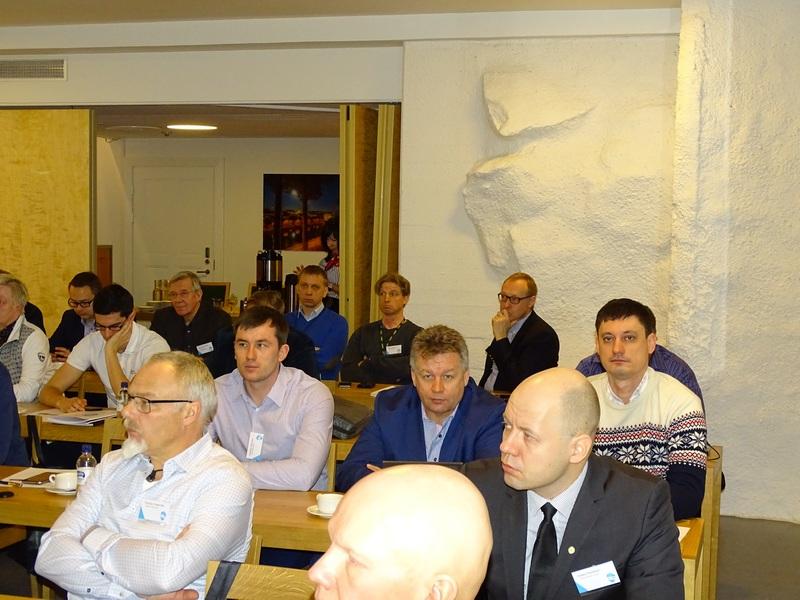 ФБУ «Морспасслжуба Росморречфлота» приняло участие в семинаре на тему «Ликвидация разливов нефти в ледовых условиях» г. Порвоо (Финляндия)