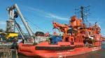 На шельфе РФ в Черном море проведены исследовательские работы с использованием Телеуправляемого Подводного Аппарата (ТПА) SMD Quasar MK2