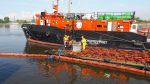 На акватории морского порта Калининград  проведено комплексное учение