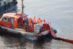 В Морском порту «Большой порт Санкт- Петербург» проведено комплексное учение